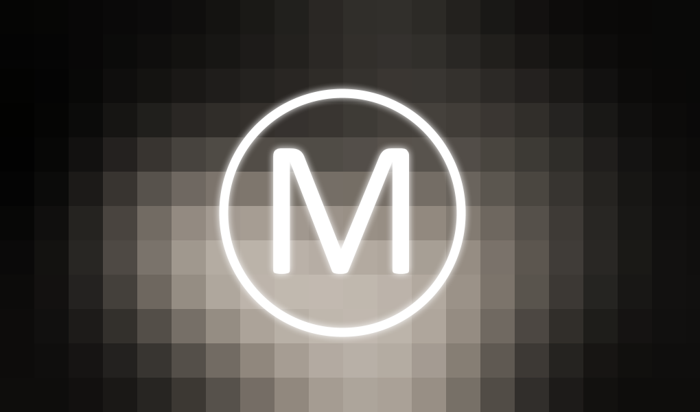 Letter m logo wallpaper by ixploit on newgrounds - M letter wallpapers mobile ...