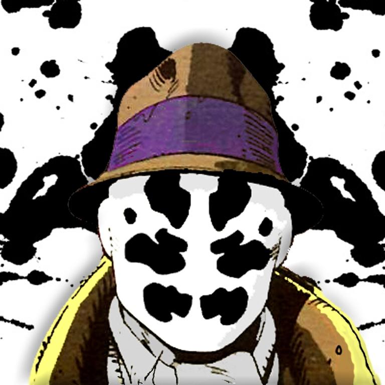 Rorschach Bust