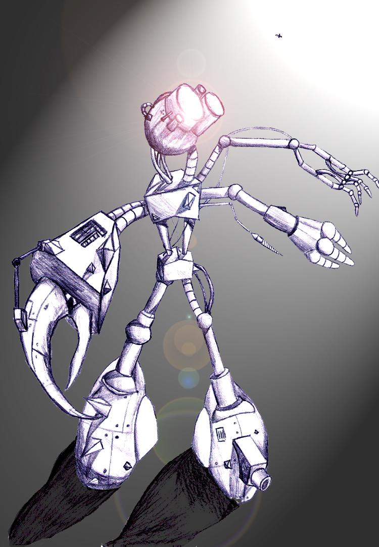 Klaw droid