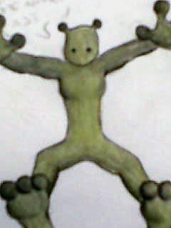 AJI (Gecko Humanoid)