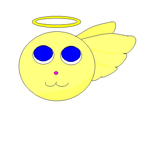 angel blobby