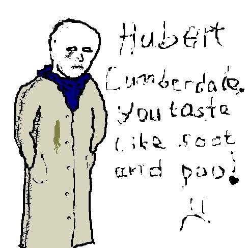 Hubert Cumberdale