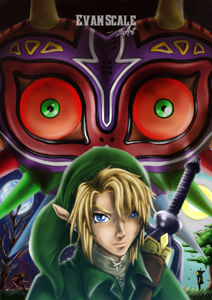 Link & Majora's Mask