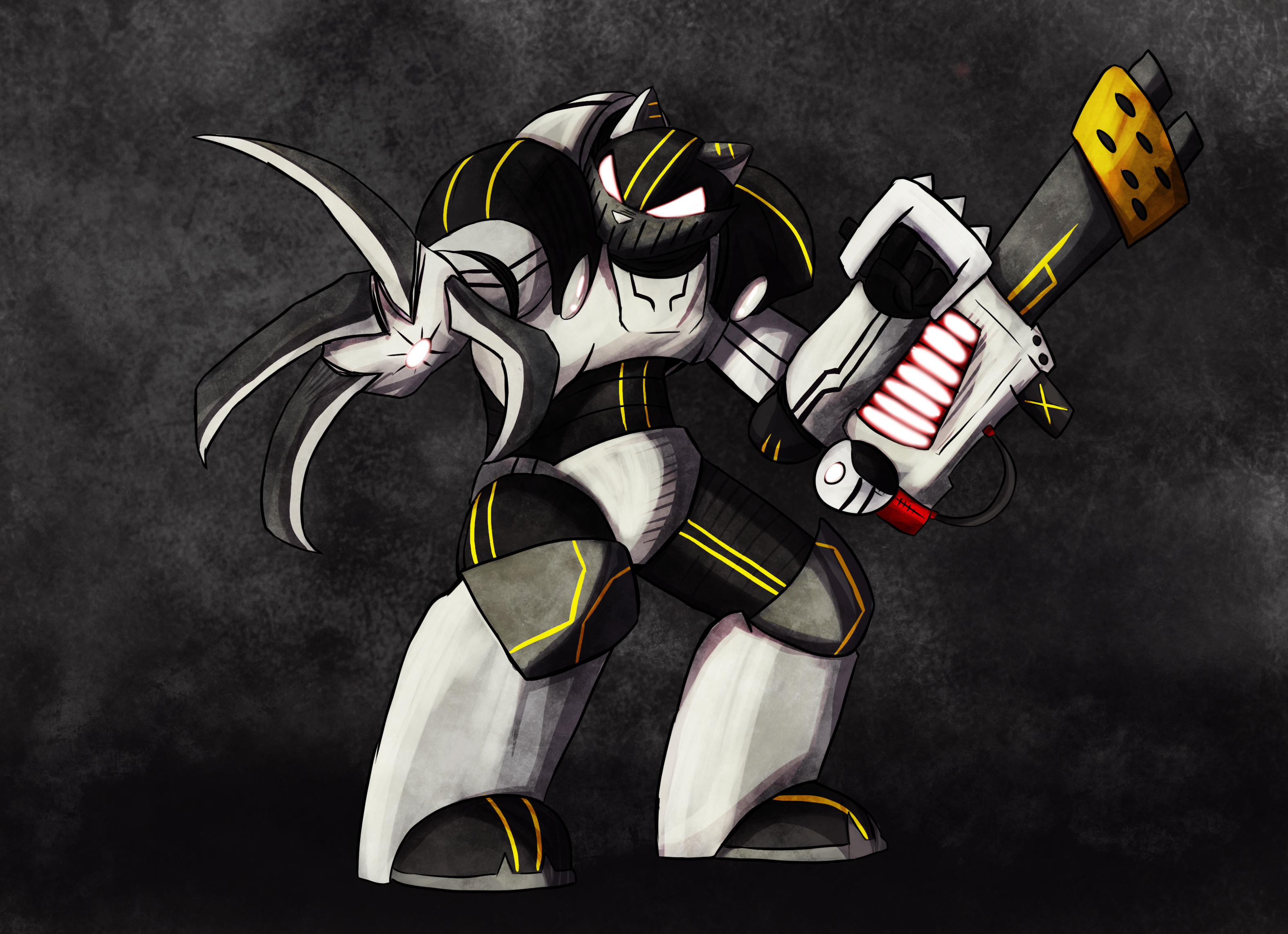 Magnus Black suit