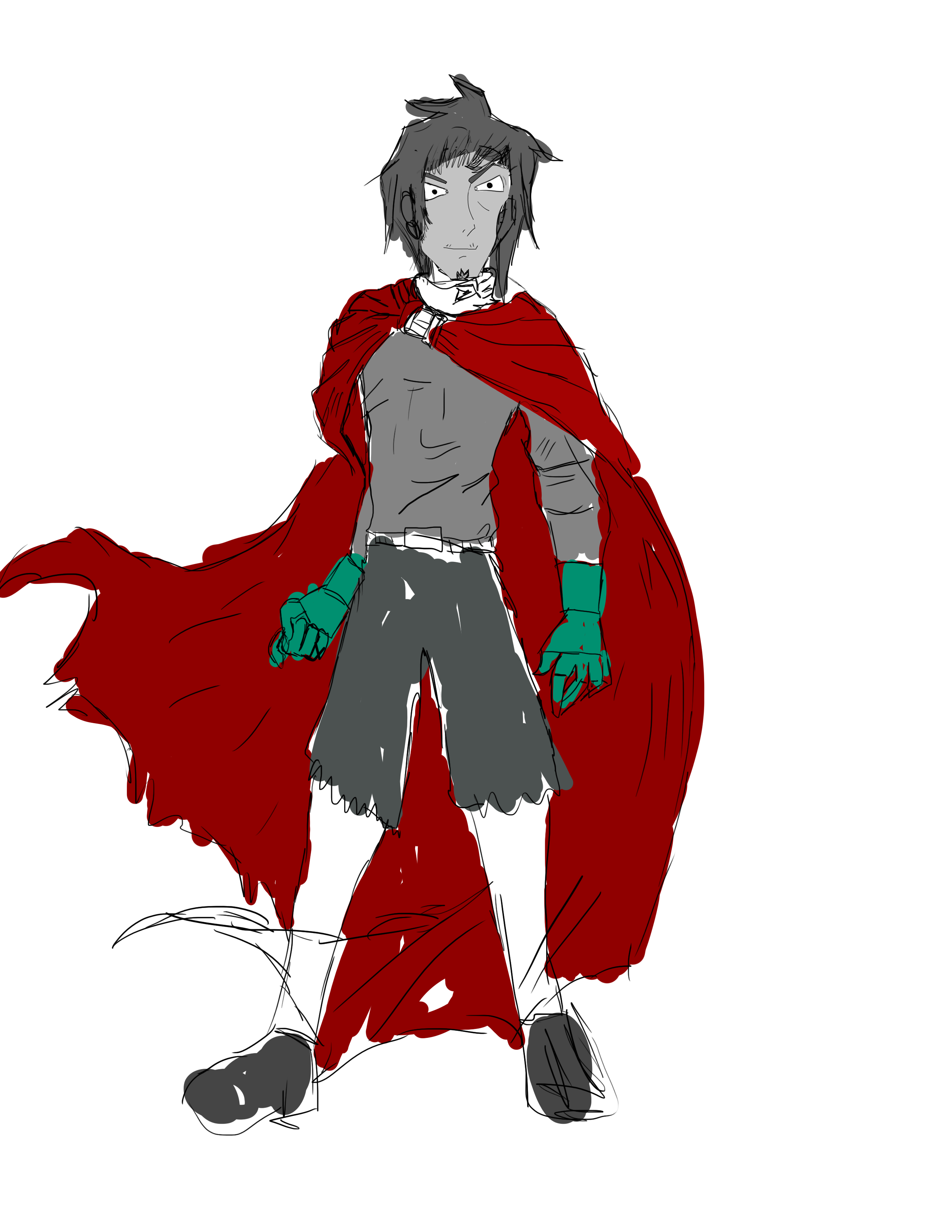 Desing a Character...