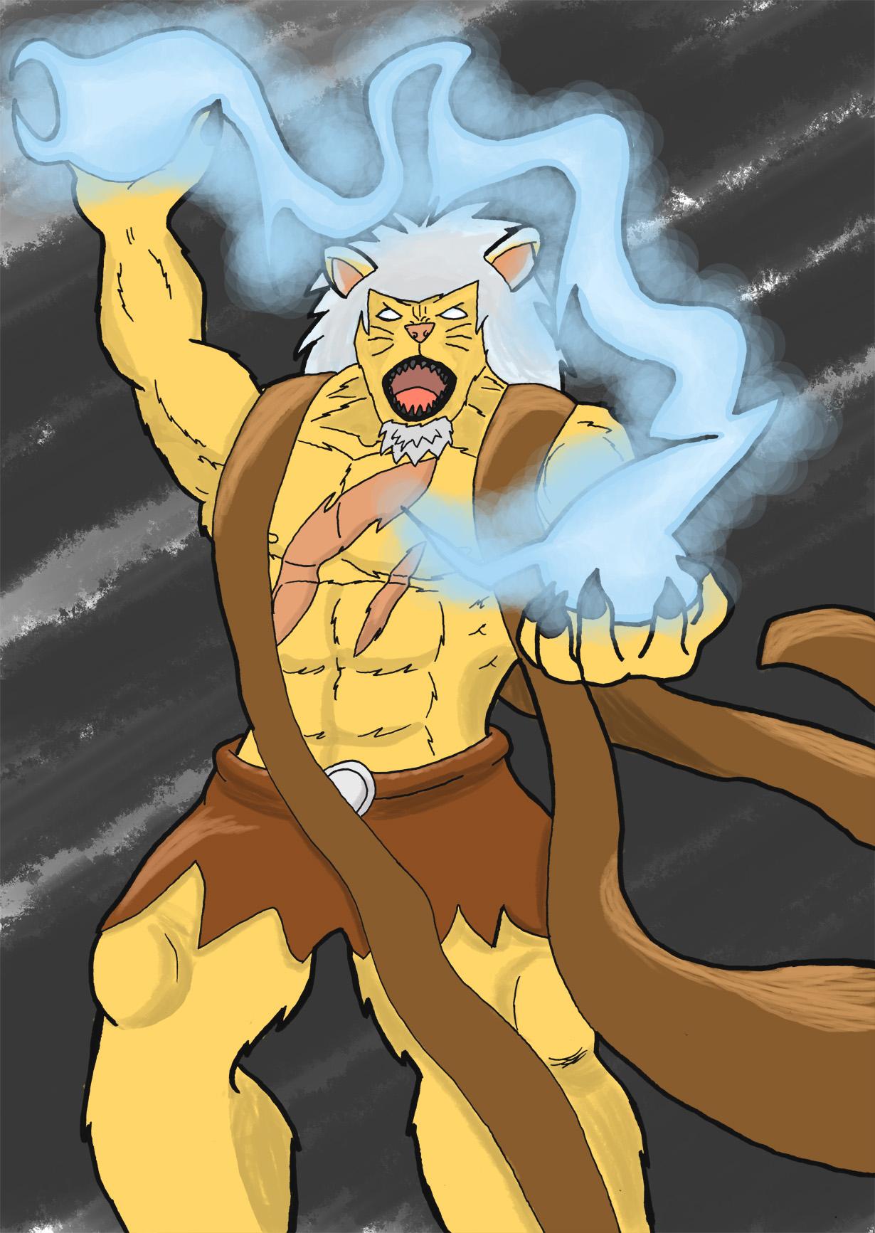 Lionmage