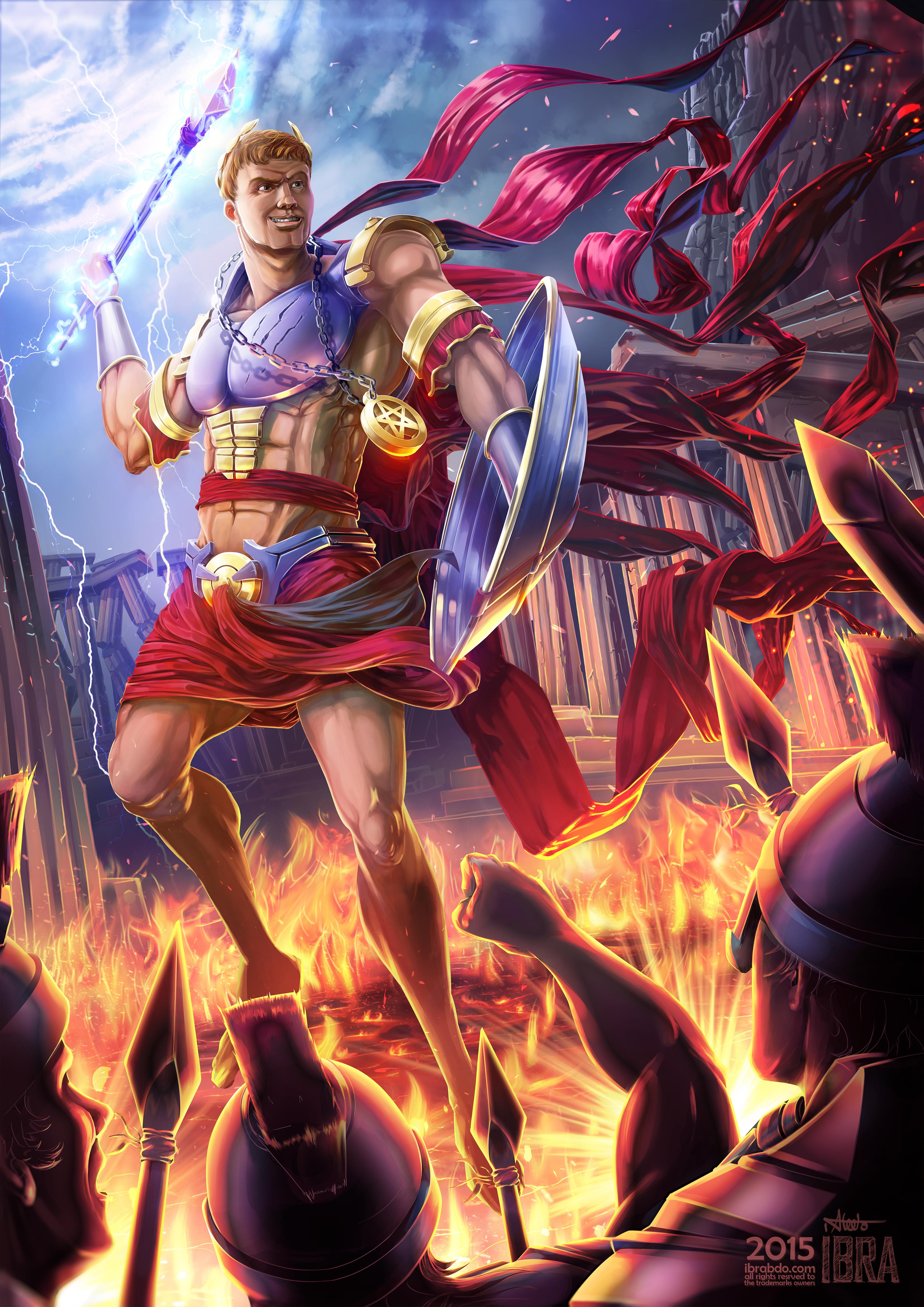 Satanic Roman