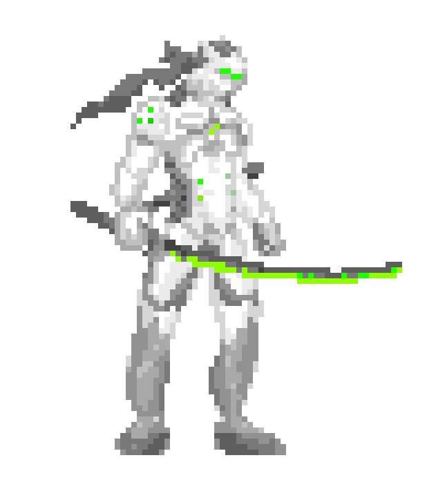 Genji:Pixelwatch