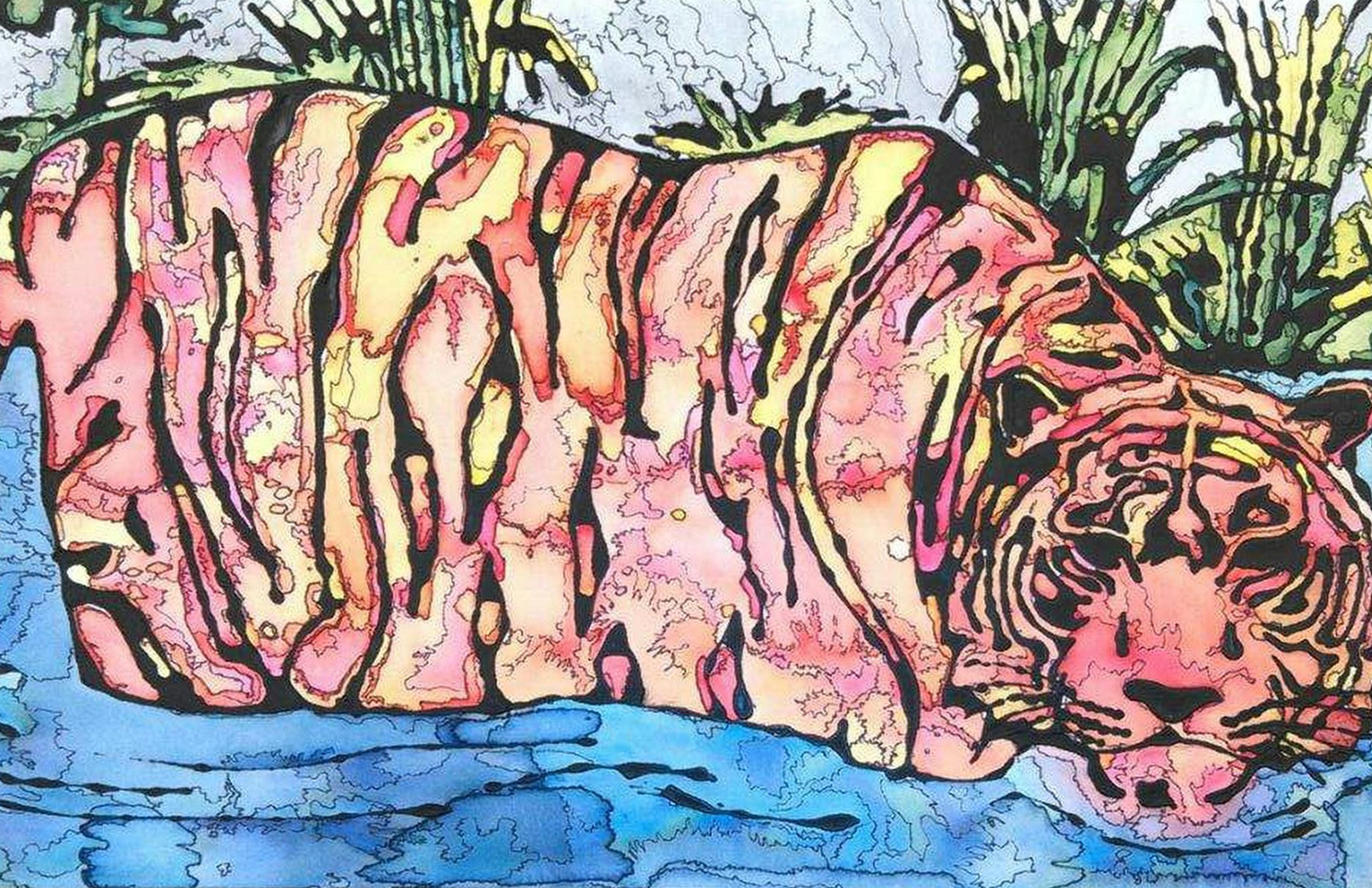 Water Tigress