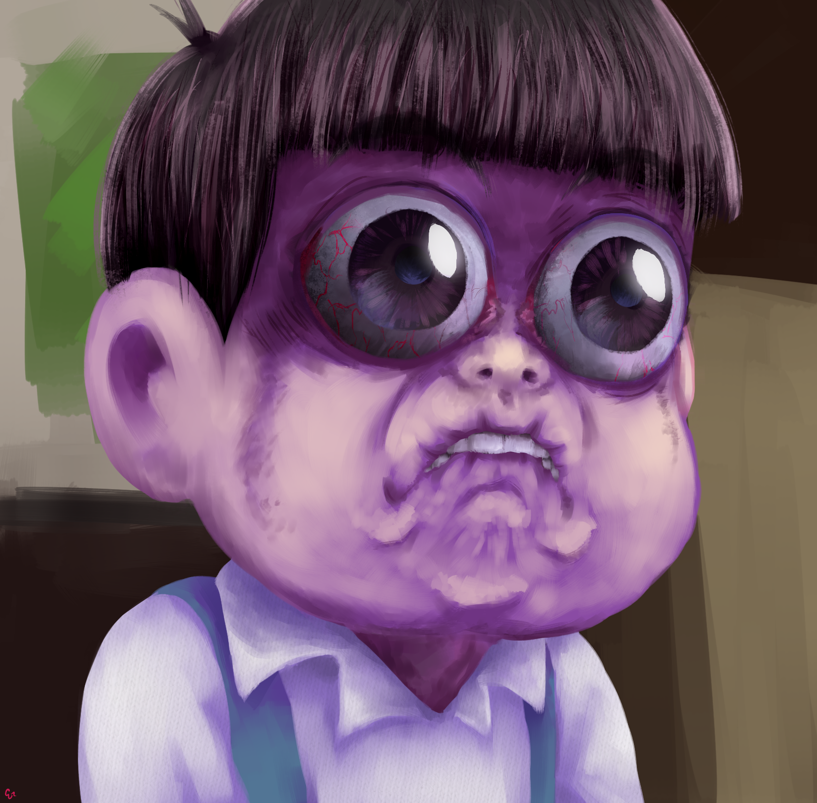 Totty Face