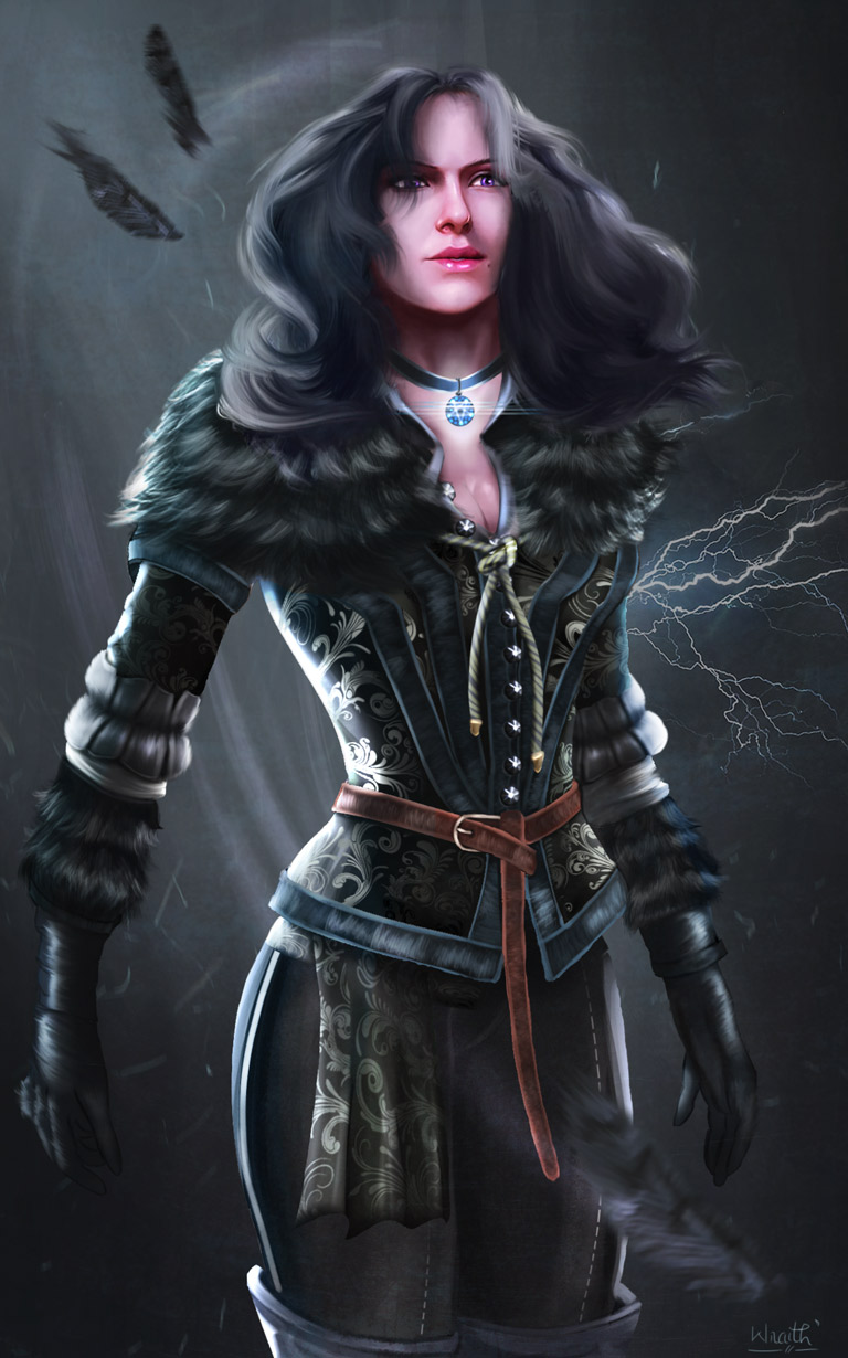 Yennefer from Vengerberg
