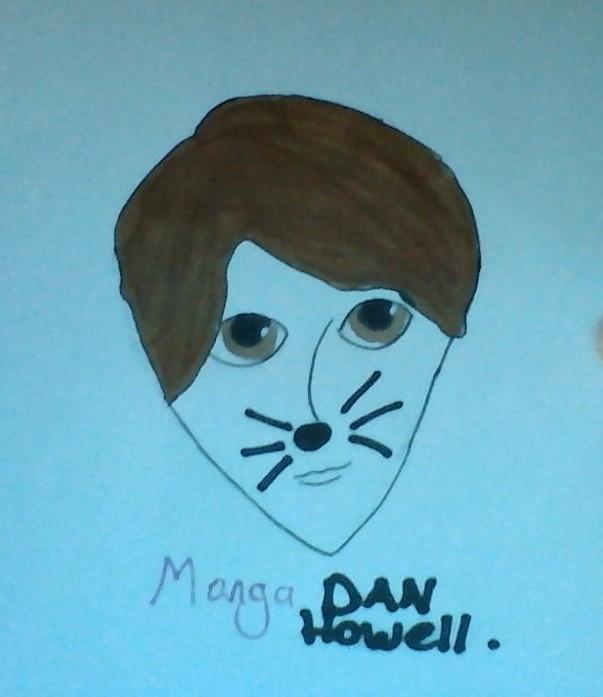 Manga Dan Howell