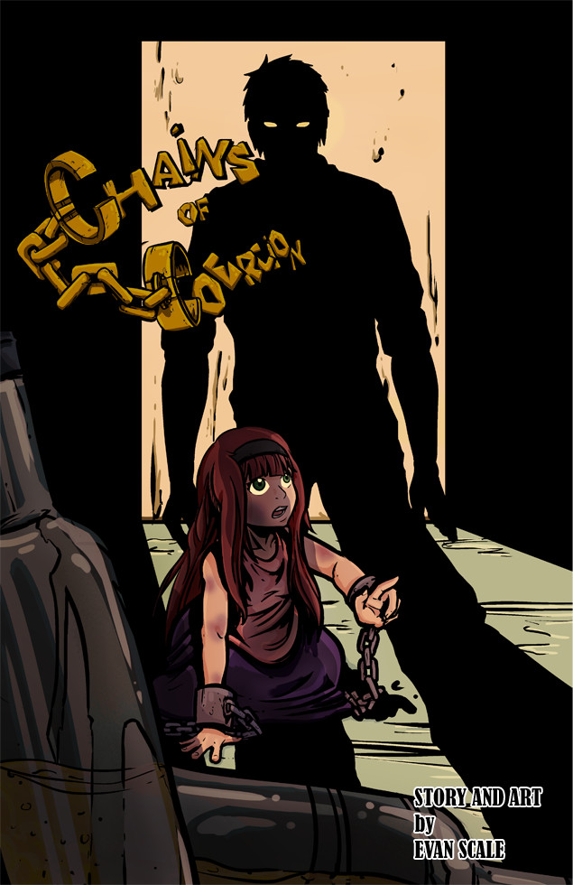 Chains of Coercion - Page 1 Cover