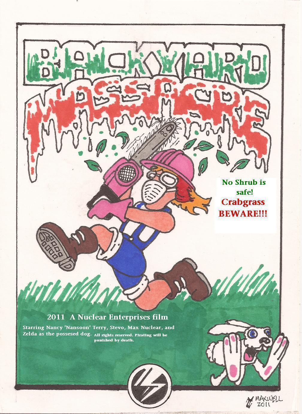 Backyard Massacre