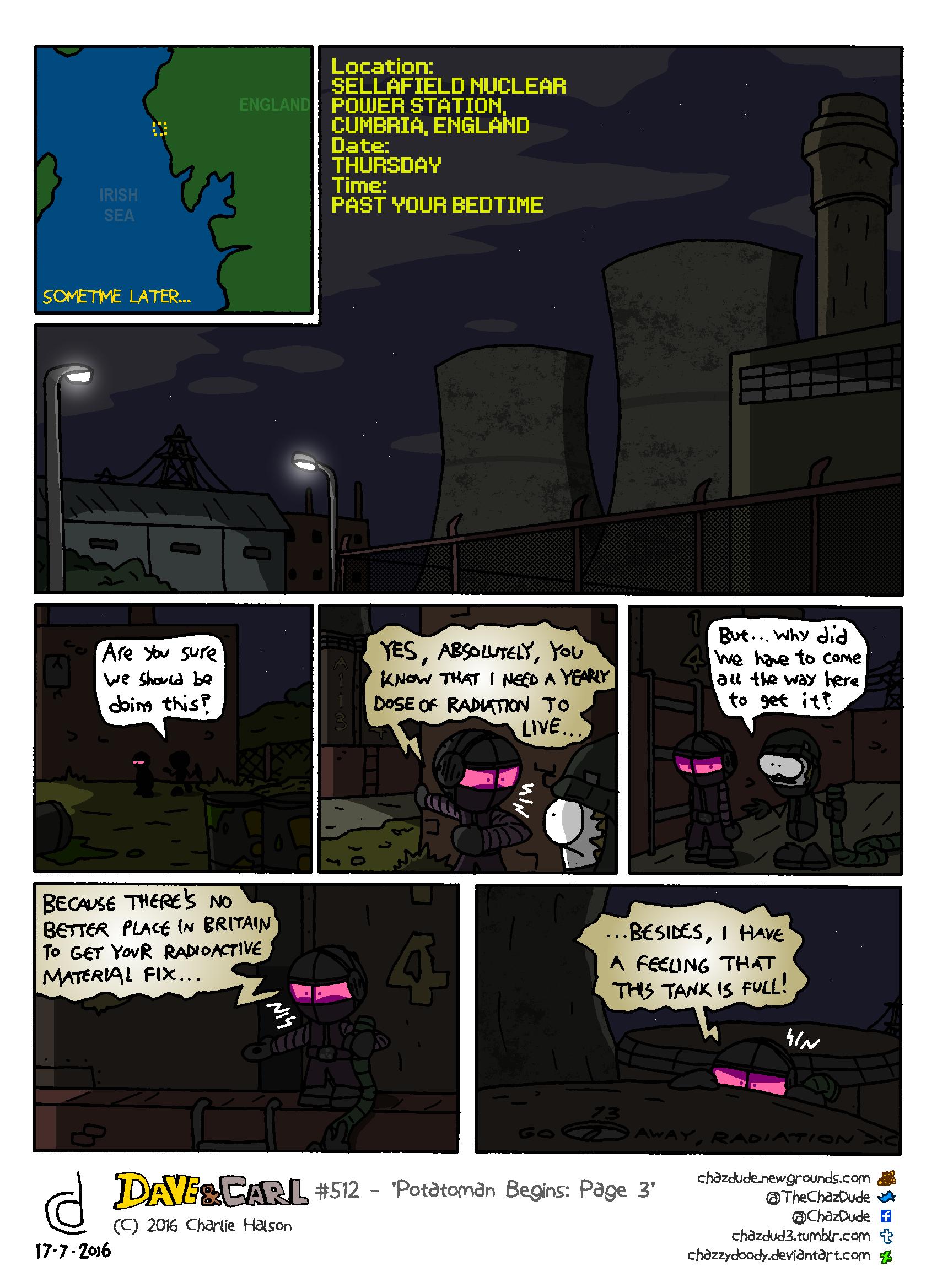 Potatoman Begins: Page 3