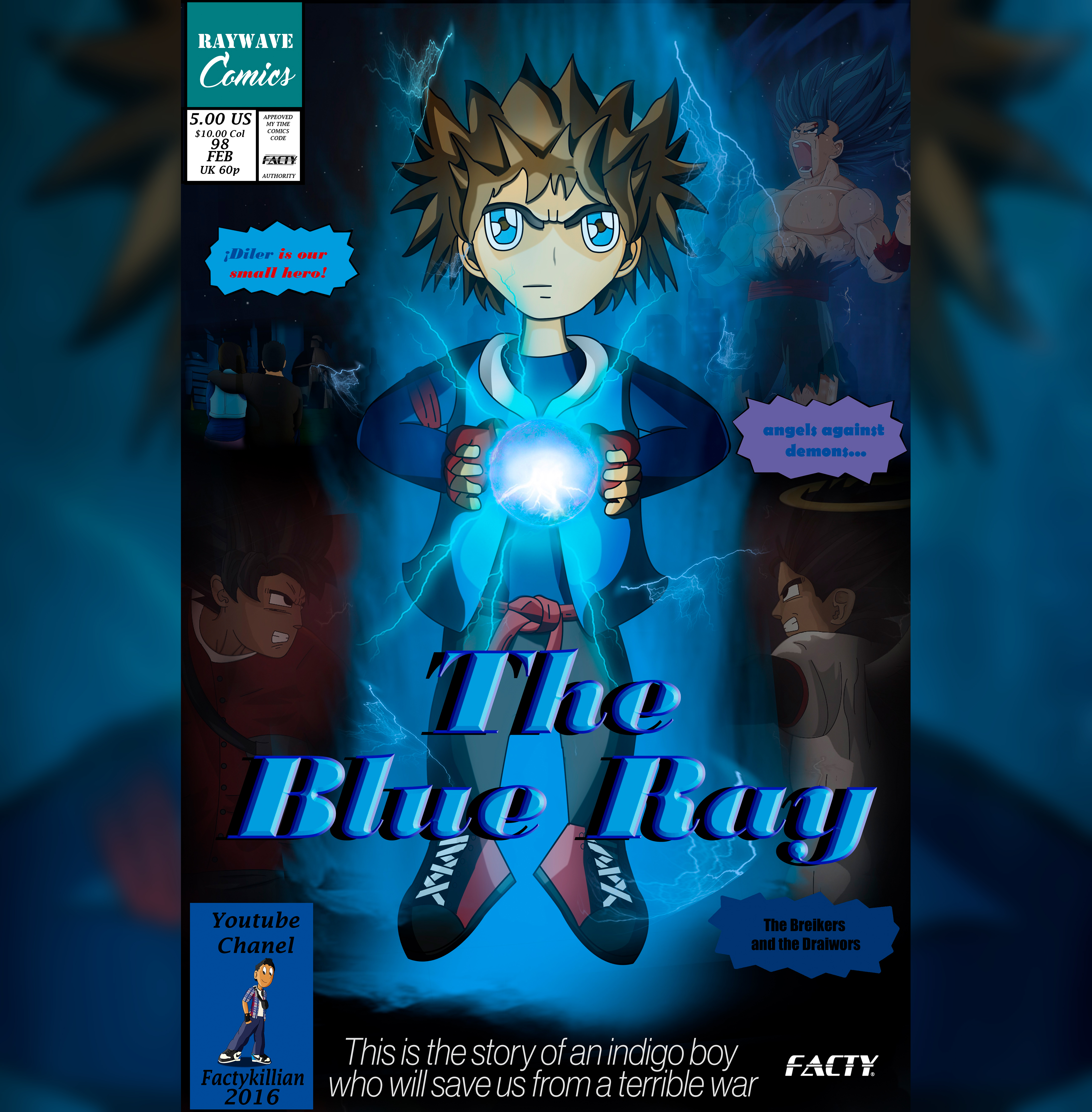 The Blue Ray