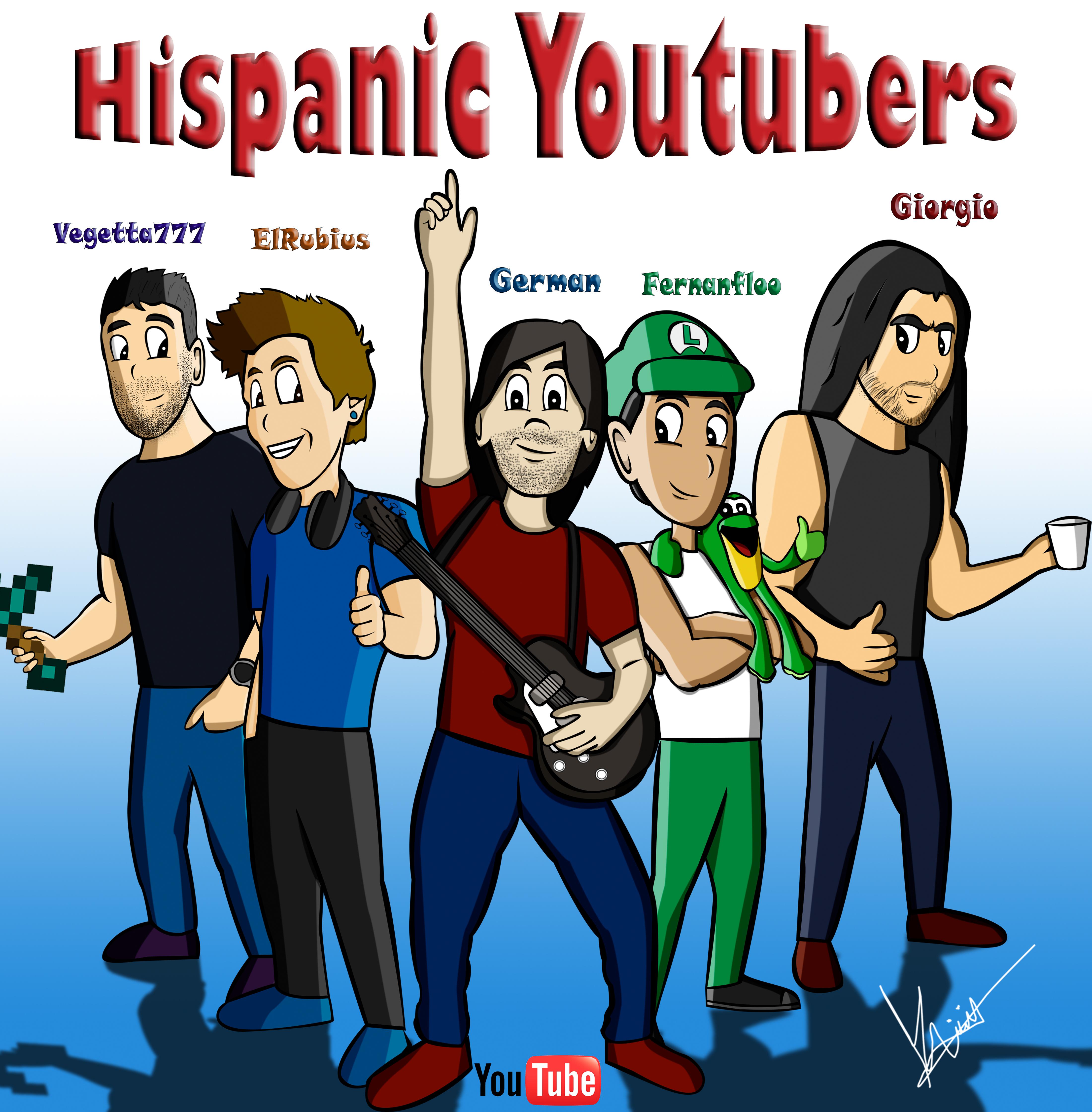Hispanic Youtubers