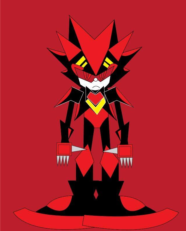 Shadow MK2 The Darkness Hedgehog