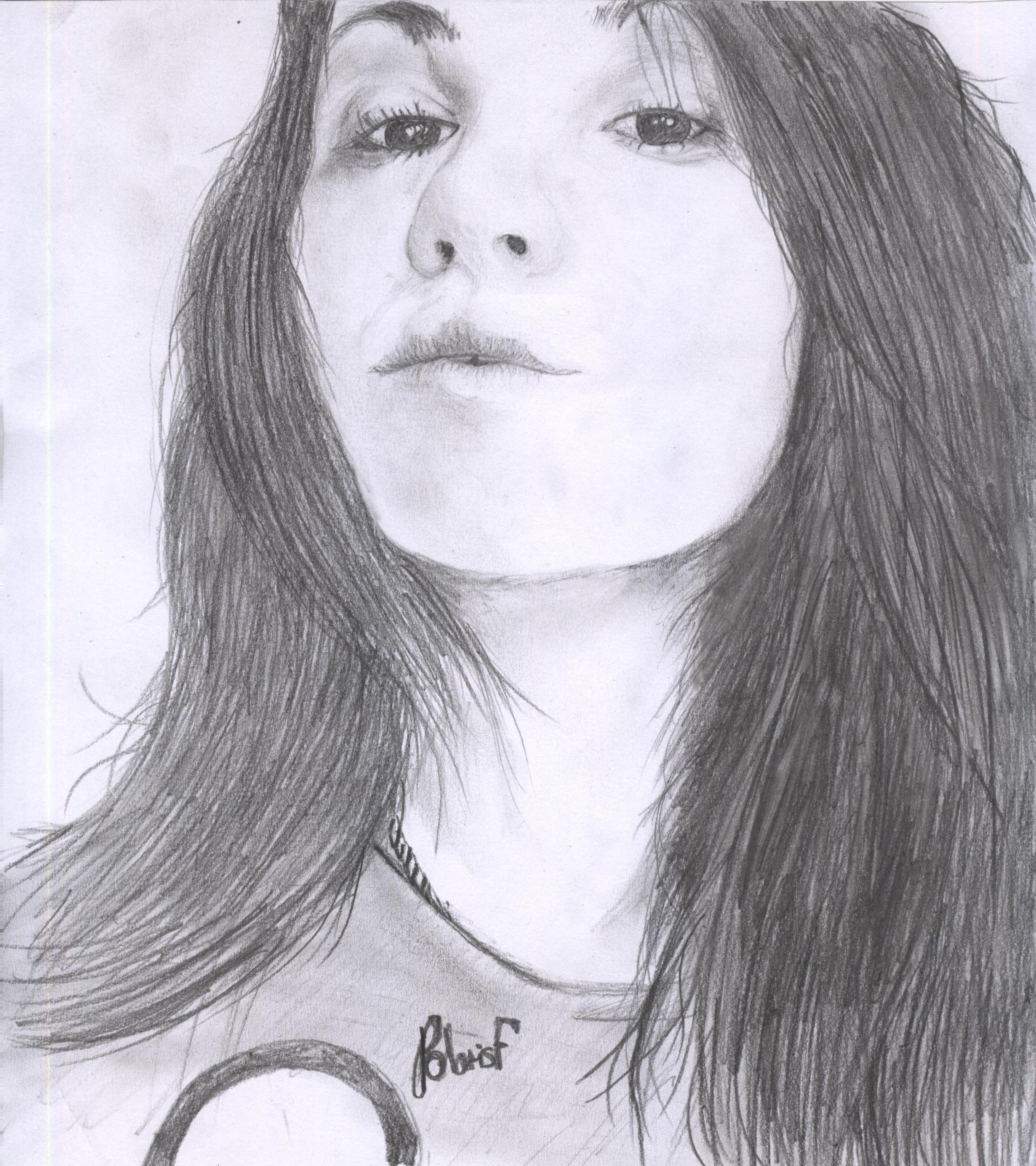 Random Girl #3