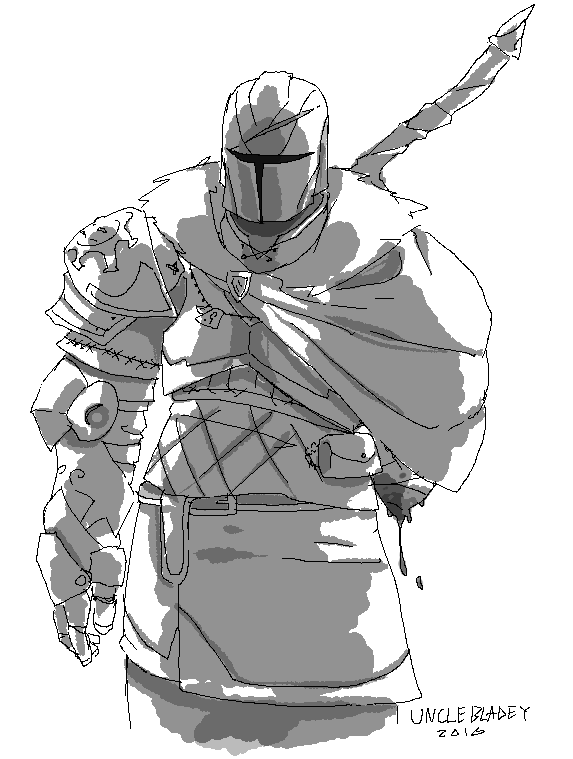Knight Sketchy