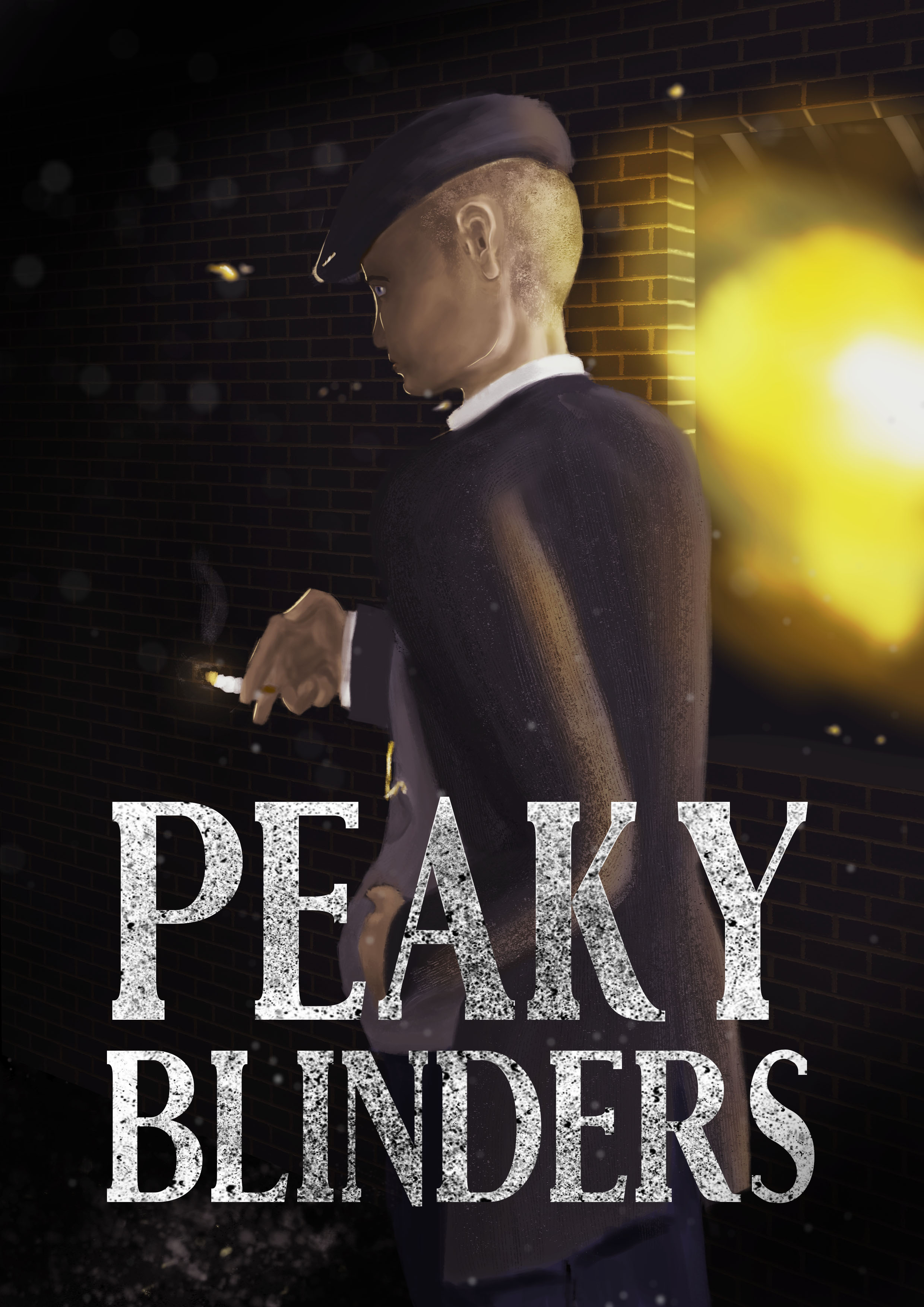 Don't fuck with the Peaky Blinders