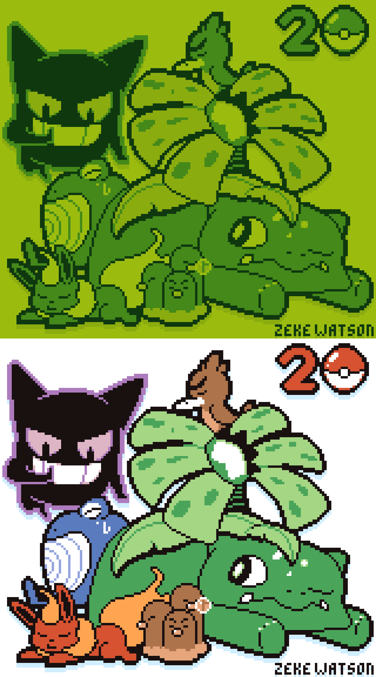 Pokemon 20!