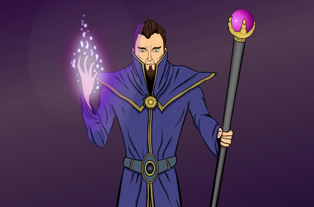 Magical power