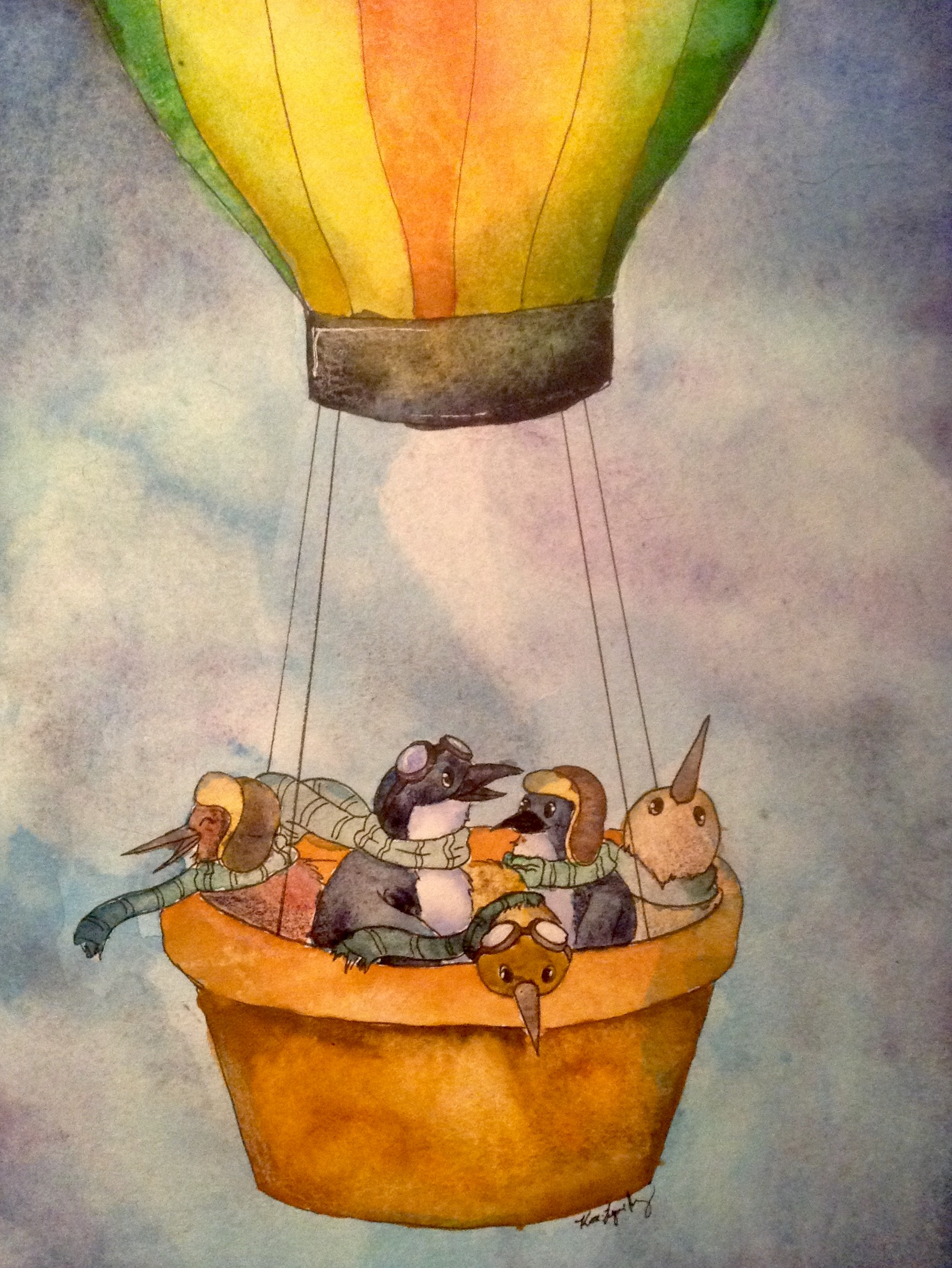 Flying Adventures