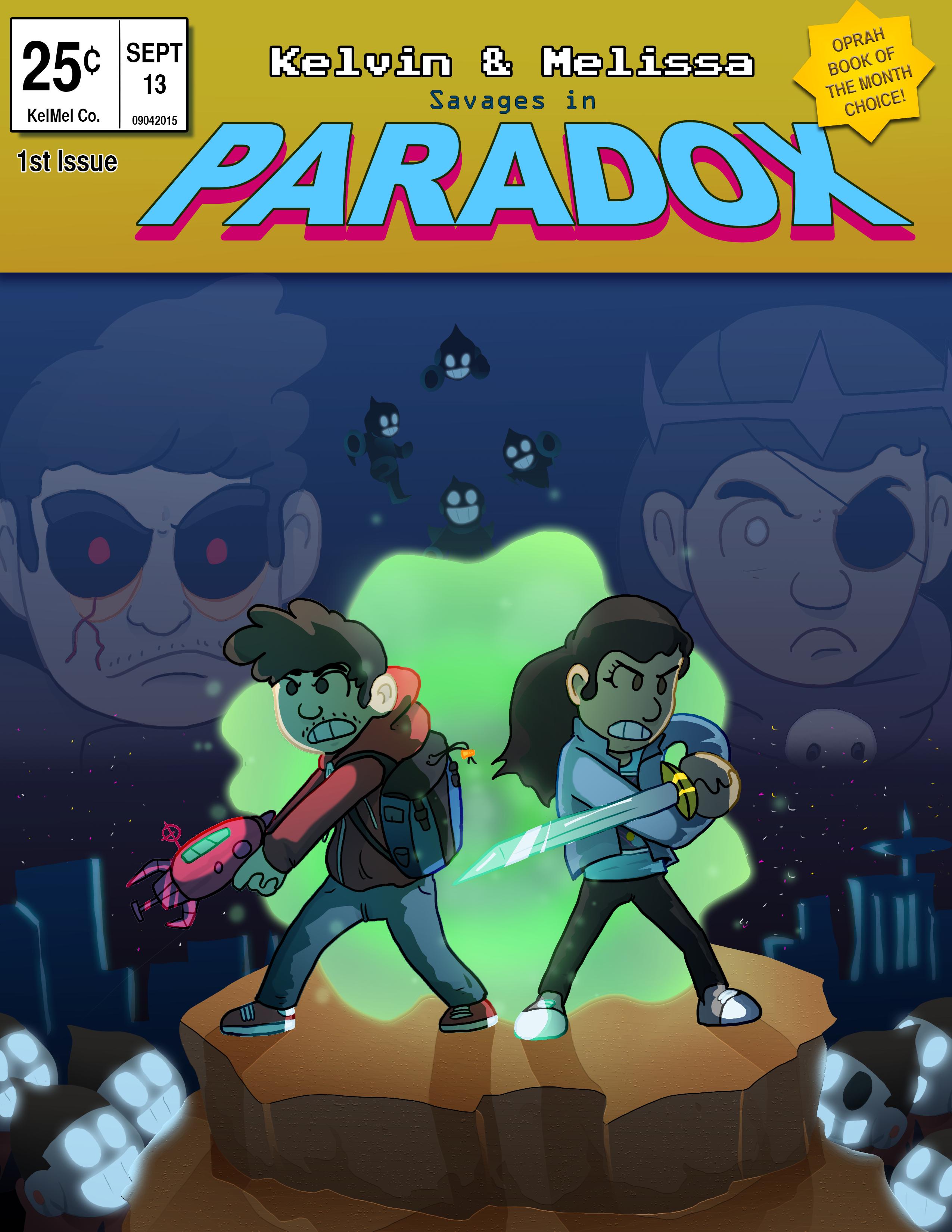 SAVAGES in PARADOX!