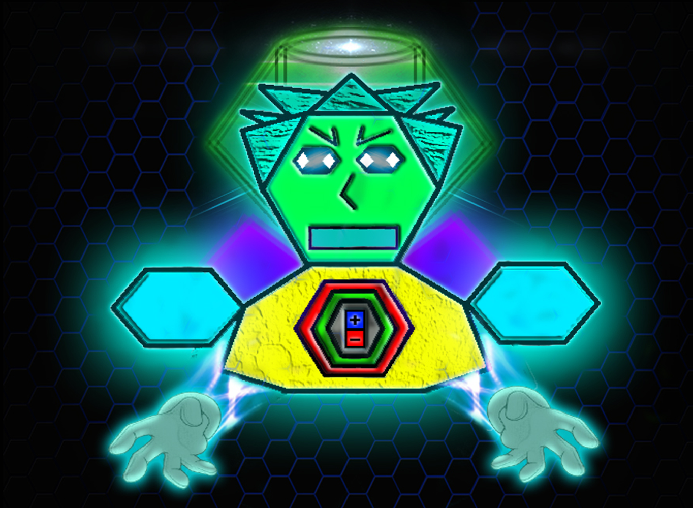 Super Hexagon Villain (Fan-Made)