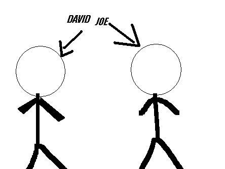 David And Joe