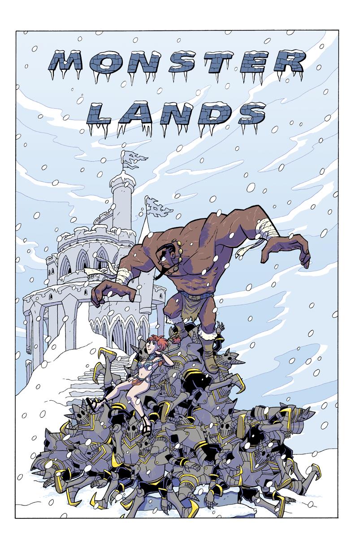 Monster Lands: The Destructor