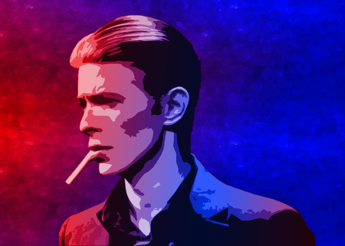David Bowie R&B