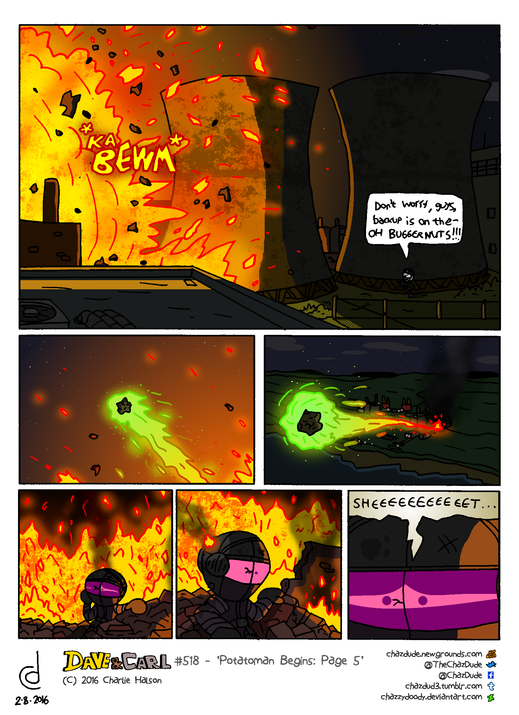 Potatoman Begins: Page 5