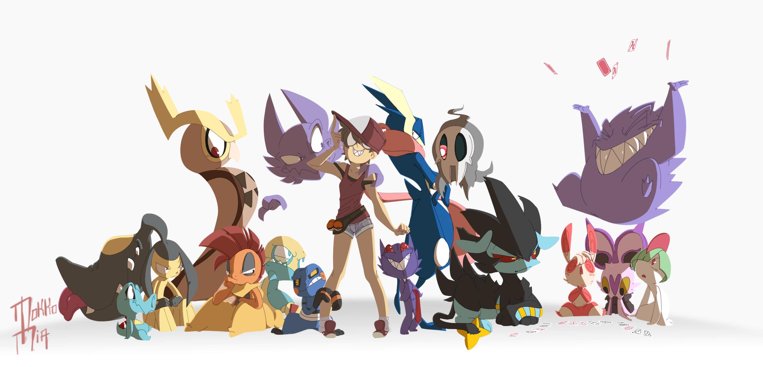 Favs Pokemons