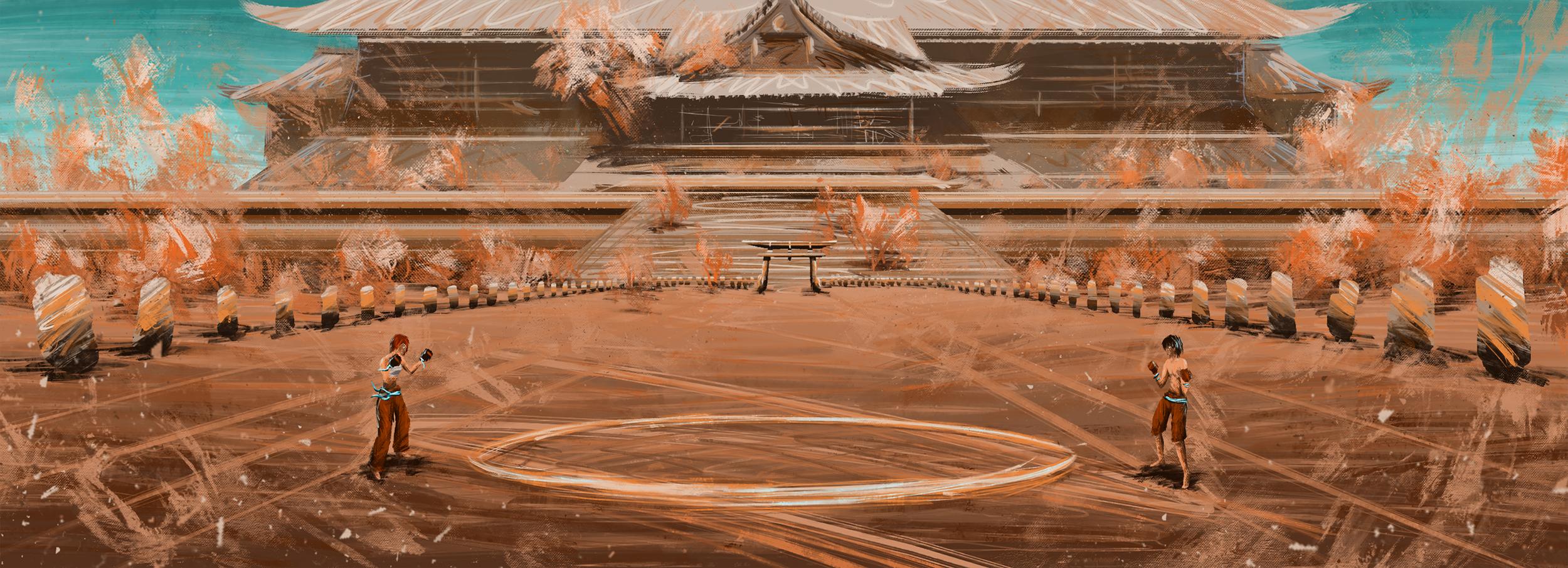 Arena - 01 - Fight