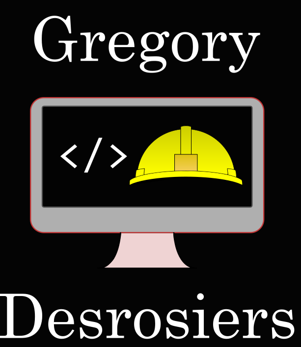 GregoryDesrosiers Personal Logo - Image 3 of 7