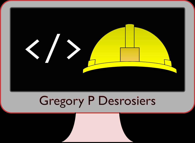 GregoryDesrosiers Personal Logo - Image 5 of 7