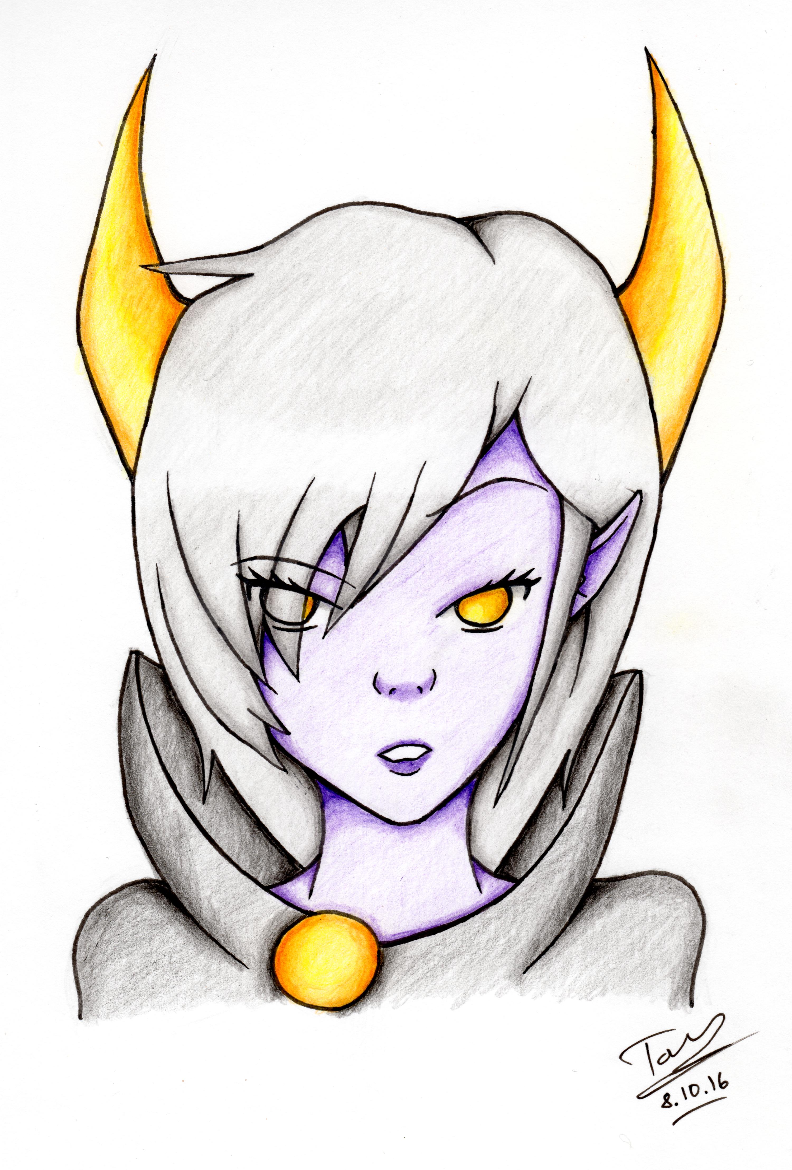 Leila the Demon