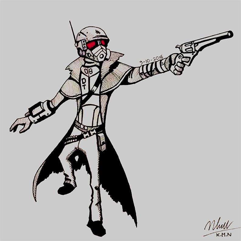#7 - The Ranger