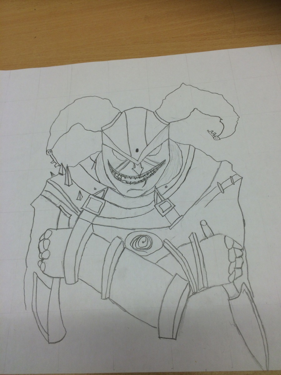 shaco (in progress)