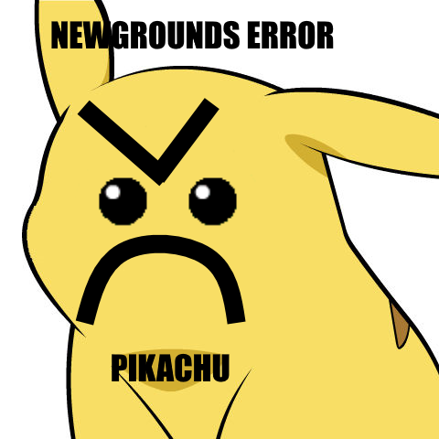 NewGrounds Error