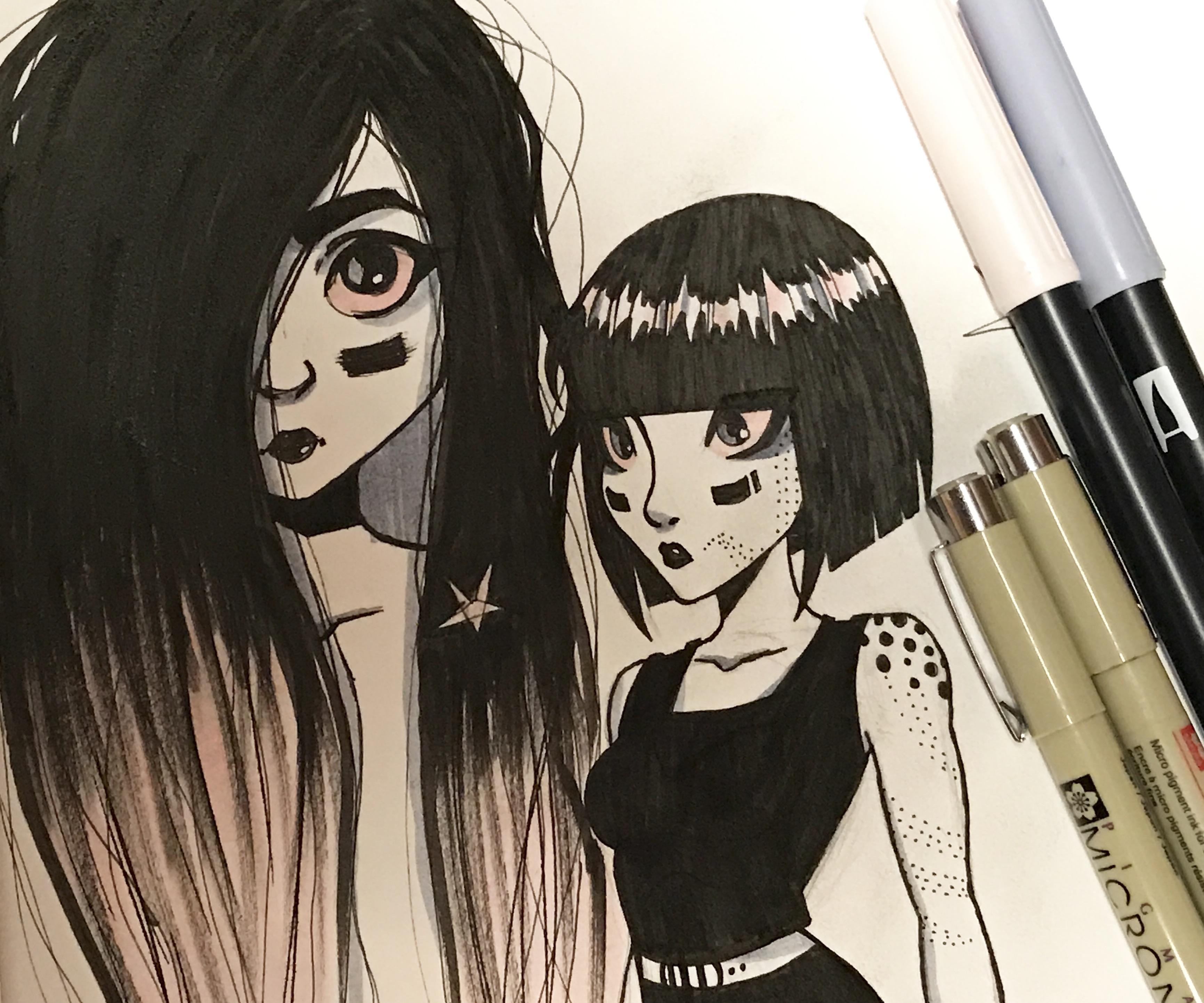 Goth Inks
