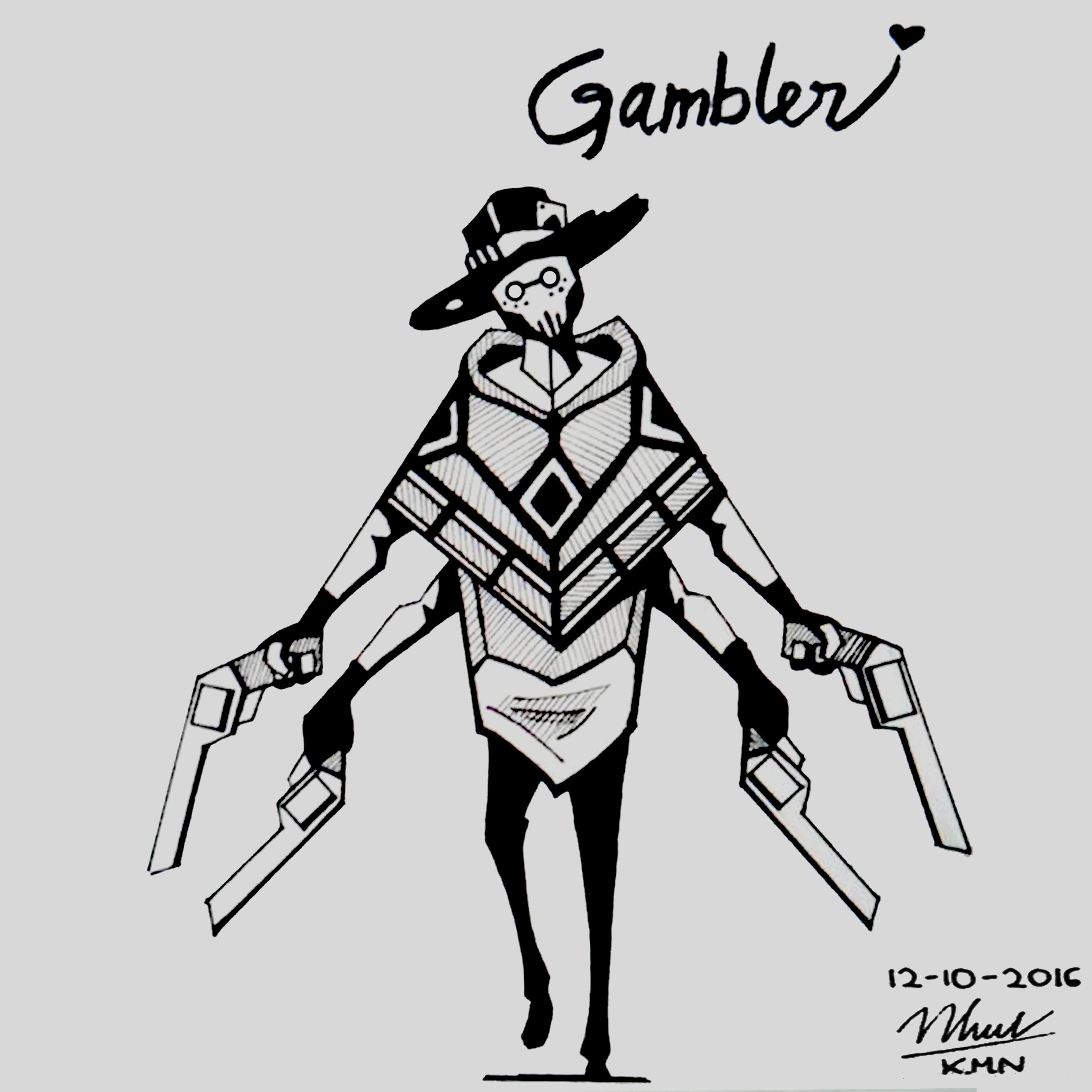 #10 - Gambler