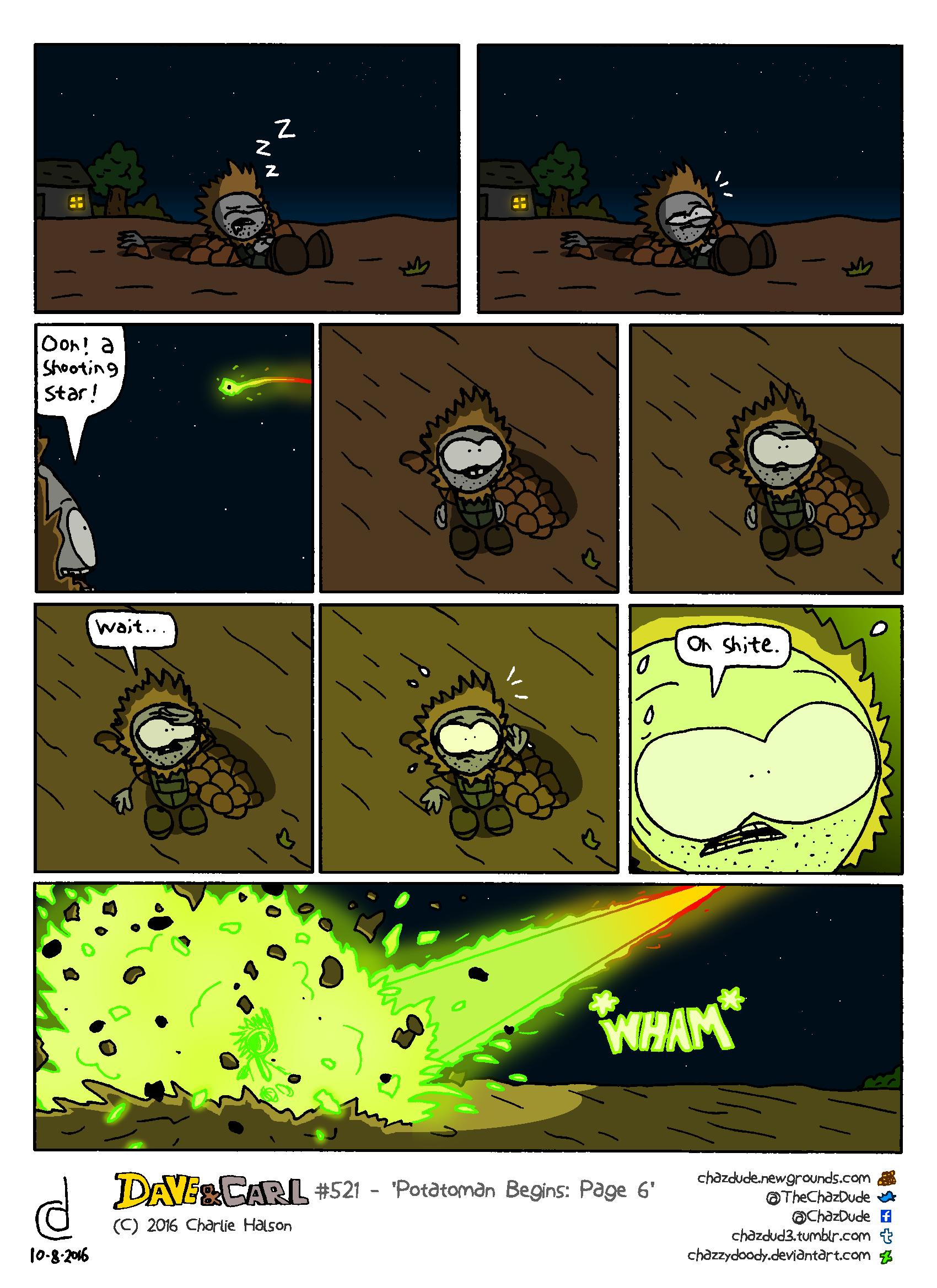 Potatoman Begins: Page 6