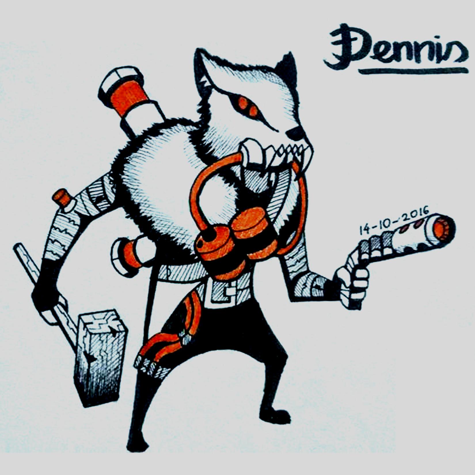 #12 - Dennis