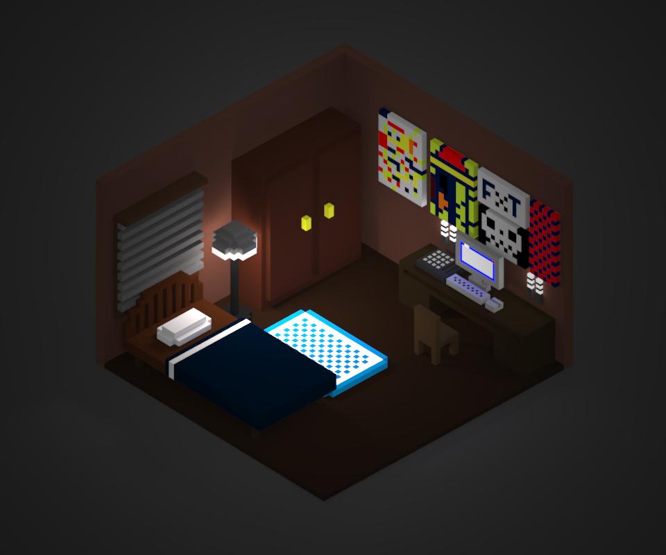 The Room (Darker)