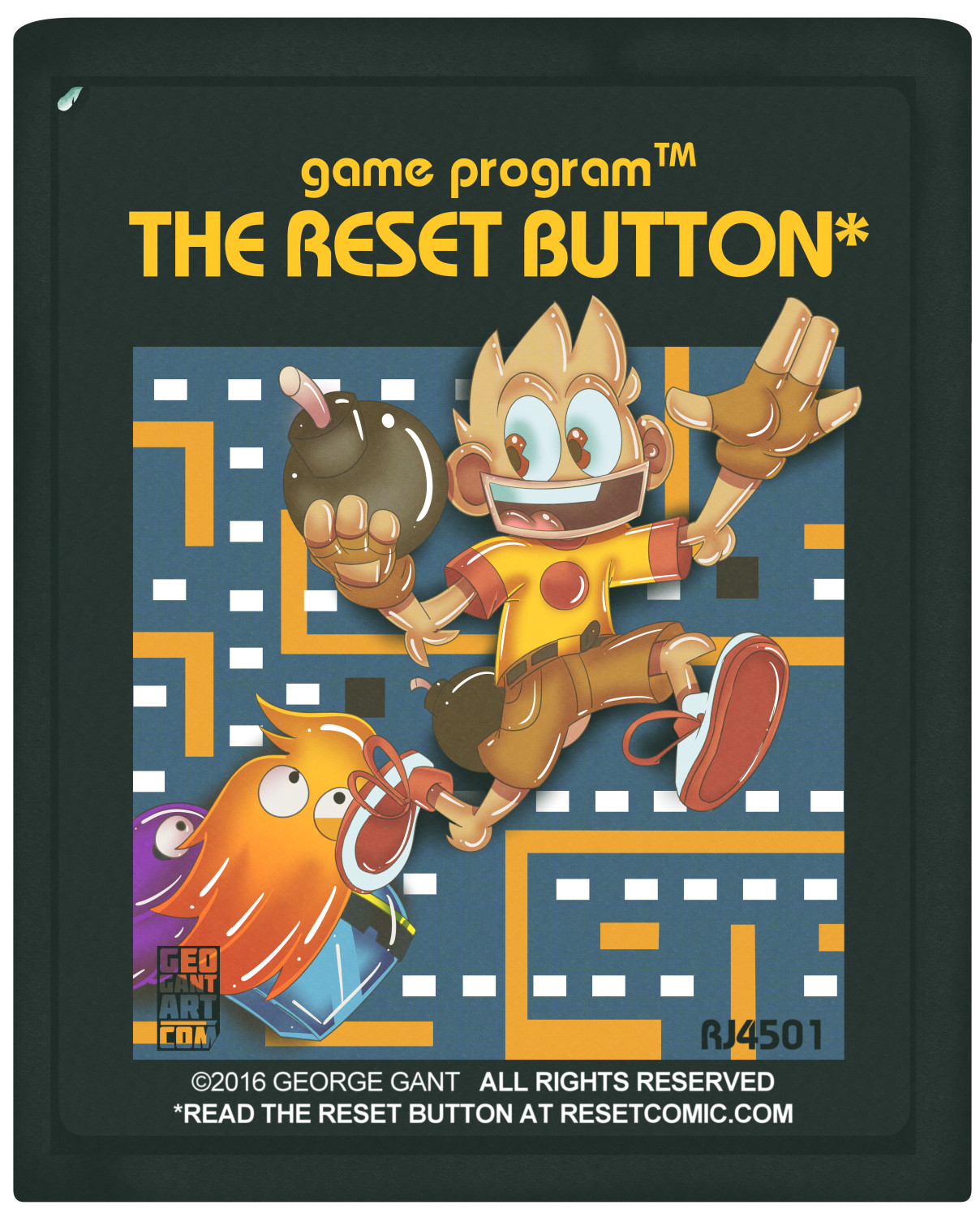 The Reset Button 2600