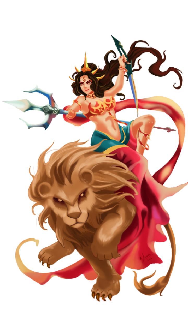 Goddesses Durga HD