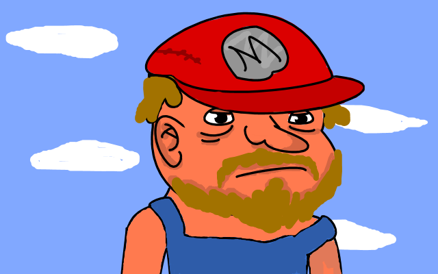 The real Mario